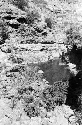 View of Khiyunt spring in ...