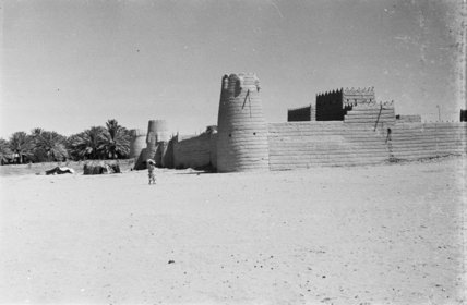 View of the fort in ...