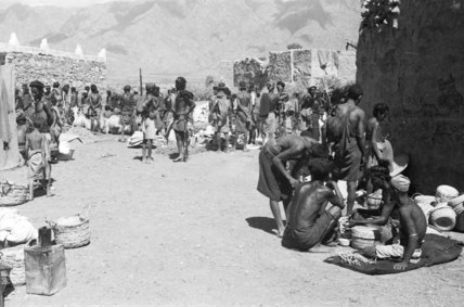 View of a suq (market) ...