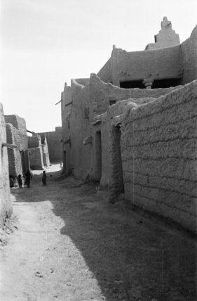 View of a street in ...