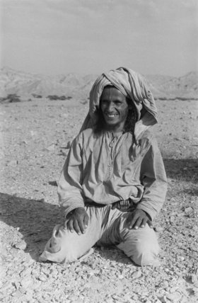 Seated portrait of one of ...