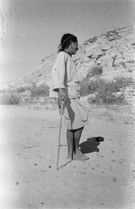 Portrait of a Mahra Bedouin ...