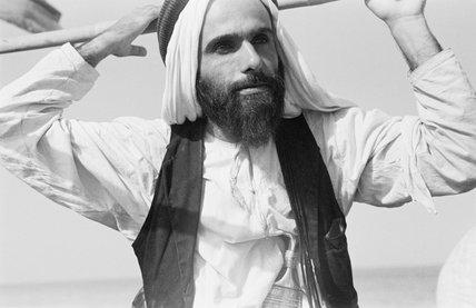 Portrait of Sheikh Hazaa bin ...
