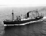 SURAT at sea