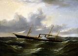 P&O Paddle steamer VALETTA