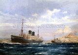 MOLDAVIA and MODASA off Marseilles