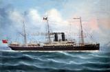 CLYDE at sea
