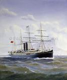 VICTORIA off Gibraltar