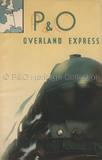 P&O Overland Express Brochure