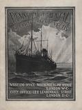 Brochure for P&O's Cruising Yacht VECTIS