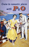 Cruise to romantic places with P&O