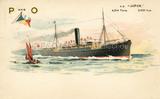 JAPAN at sea
