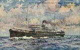 Calcutta - Burma mail ship ARANKOLA