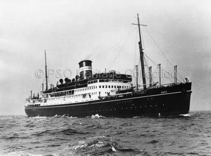 AMRA at sea