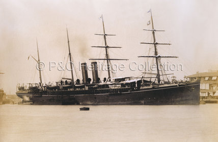 ARCADIA at Port Said
