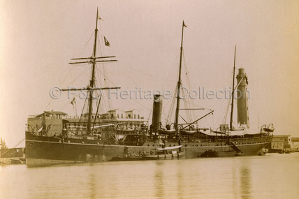 COROMANDEL at Port Said