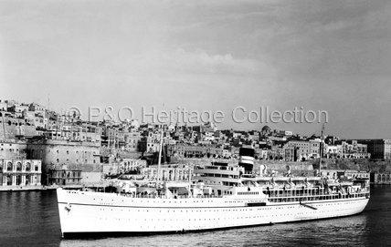 DEVONIA at Valletta, Malta