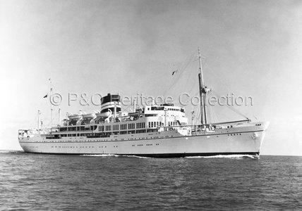 KENYA at sea