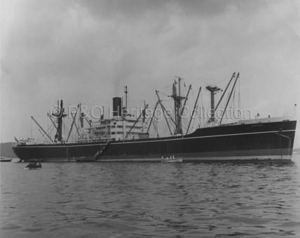 KHYBER disembarking her crew