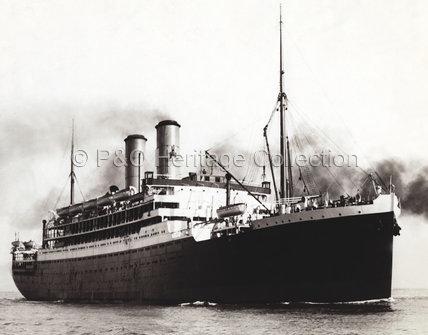 ORAMA at sea