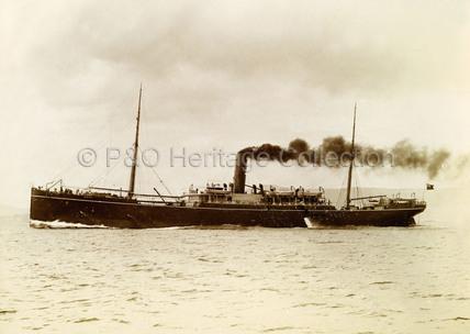 SUMATRA on sea trials