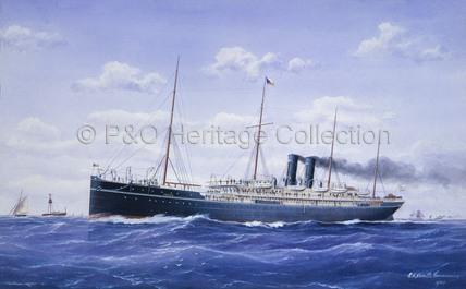 VECTIS at sea