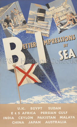 Better impressions by sea