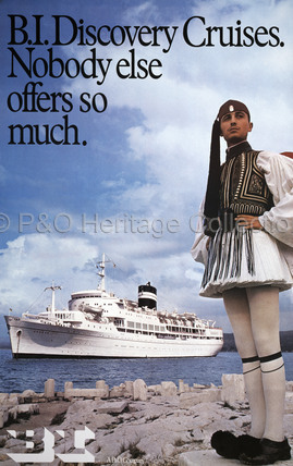 B.I. Discovery Cruises
