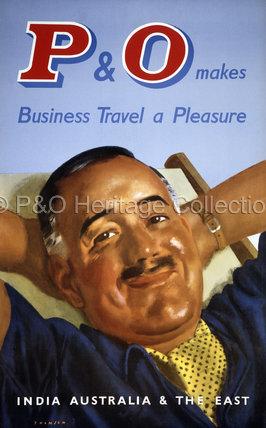 P&O makes Business Travel a Pleasure