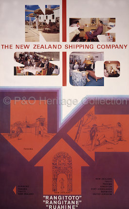 The New Zealand Shipping Company