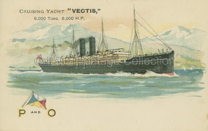 Cruising Yacht VECTIS