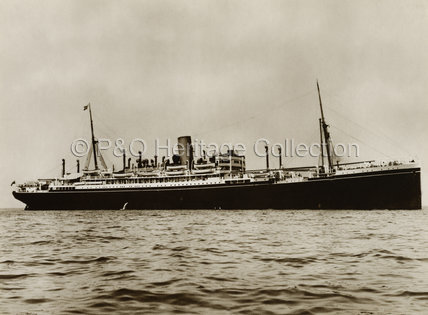 ESPERANCE BAY at sea
