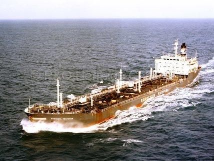CHEMICAL VENTURER at sea