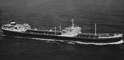 ELLORA at sea