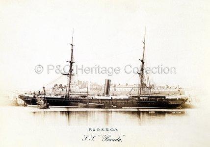 BARODA at Southampton