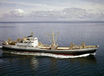 BANKURA at sea