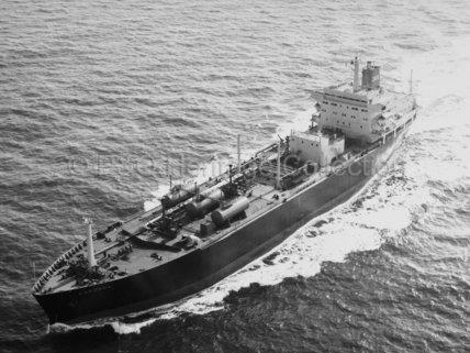 GANDARA at sea