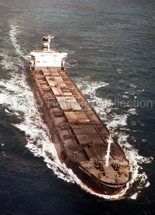 NORDIC NAVIGATOR at sea