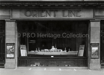 Orient Line Offices in Melbourne
