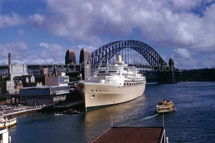 ORIANA at Sydney