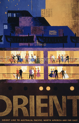Orient Line Voyages