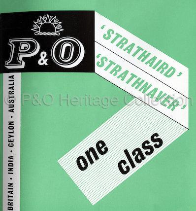 One class' brochure