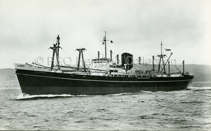 SALMARA on sea trials