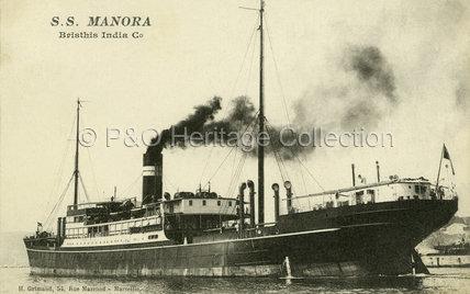 MANORA at Marseilles