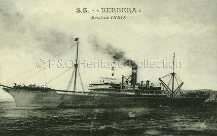 BERBERA at Marseilles