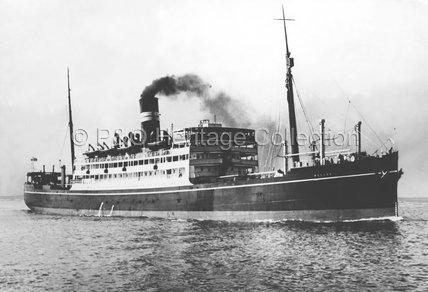 MODASA at sea