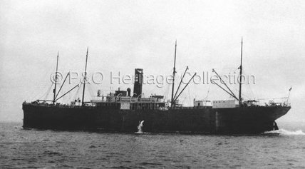 Federal Steam's SUSSEX at sea