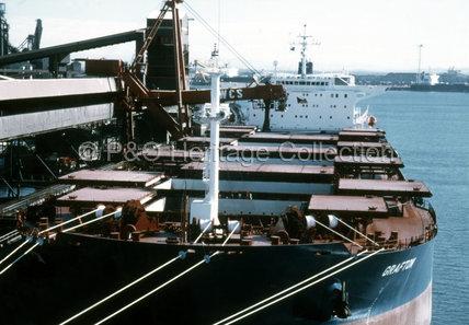 GRAFTON in port