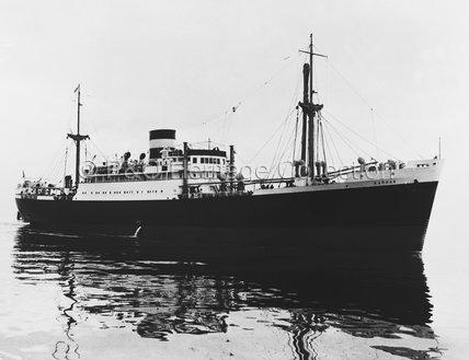 KARNAK at sea