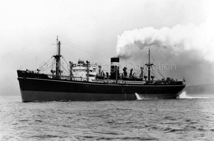 ORMARA on sea trials